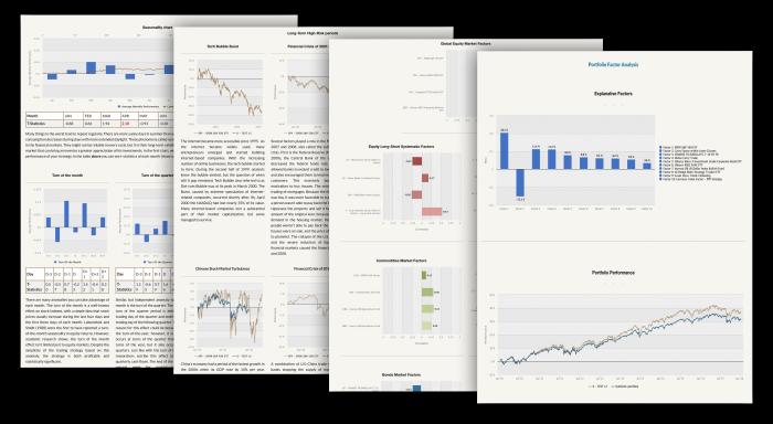 Quantpedia Reports 2